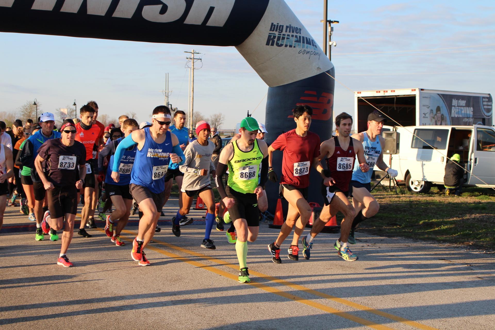 alton half marathon