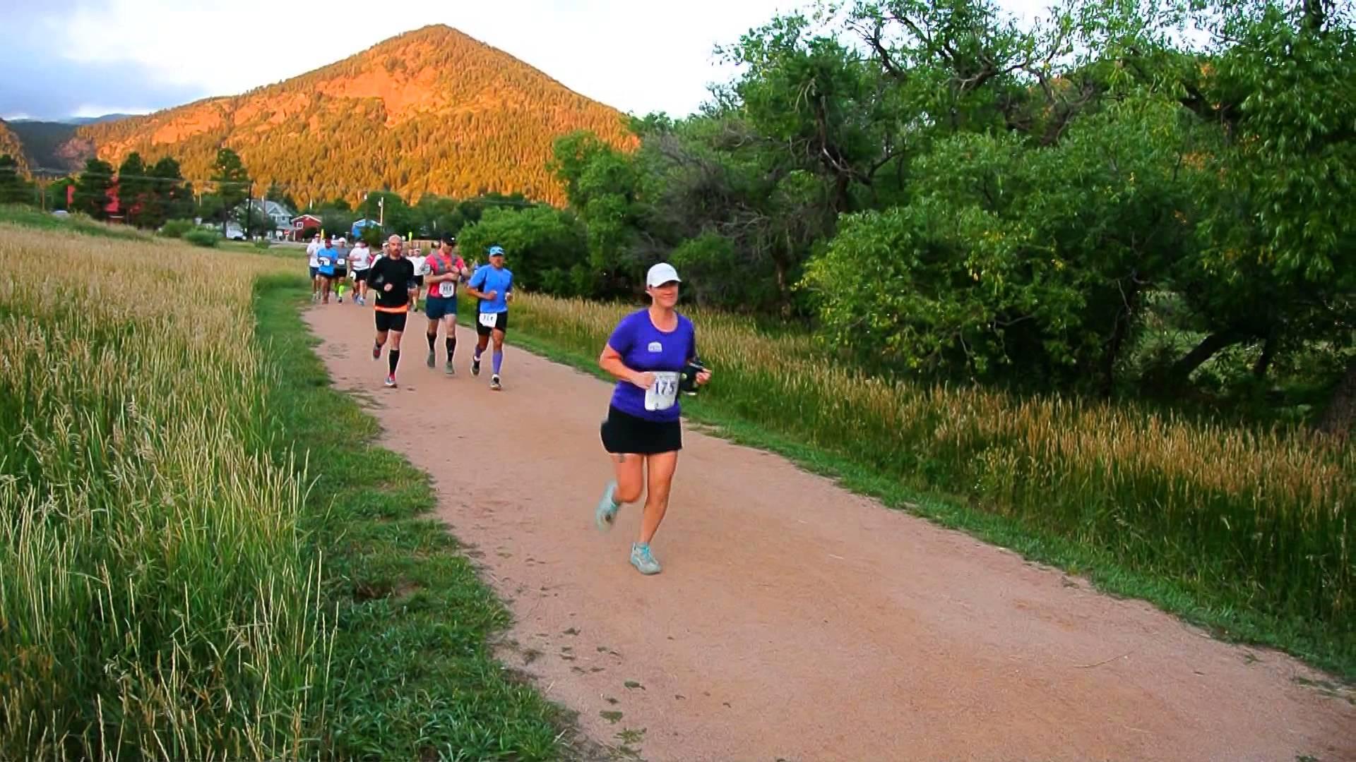 american discovery trail half marathon