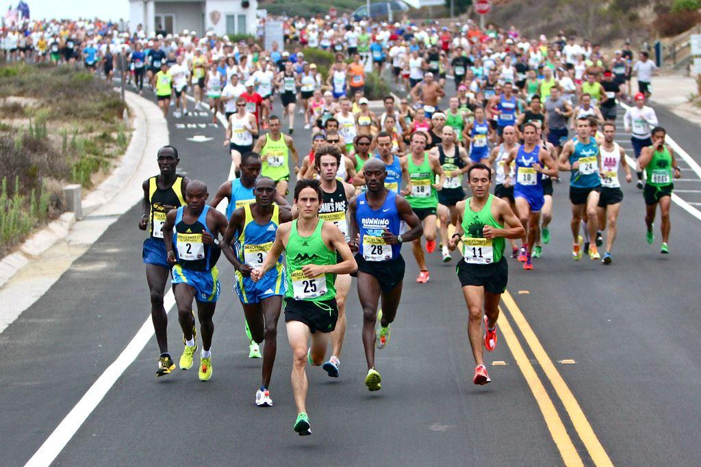 americas finest city half marathon