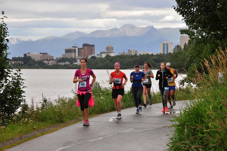 Alles over de Anchorage Mayors Marathon en hoe jij er aan mee kunt doen