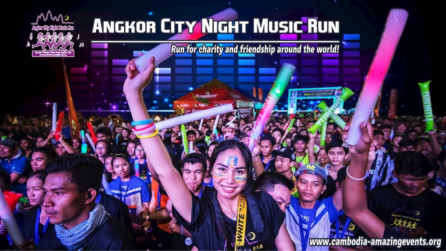 angkor city night run