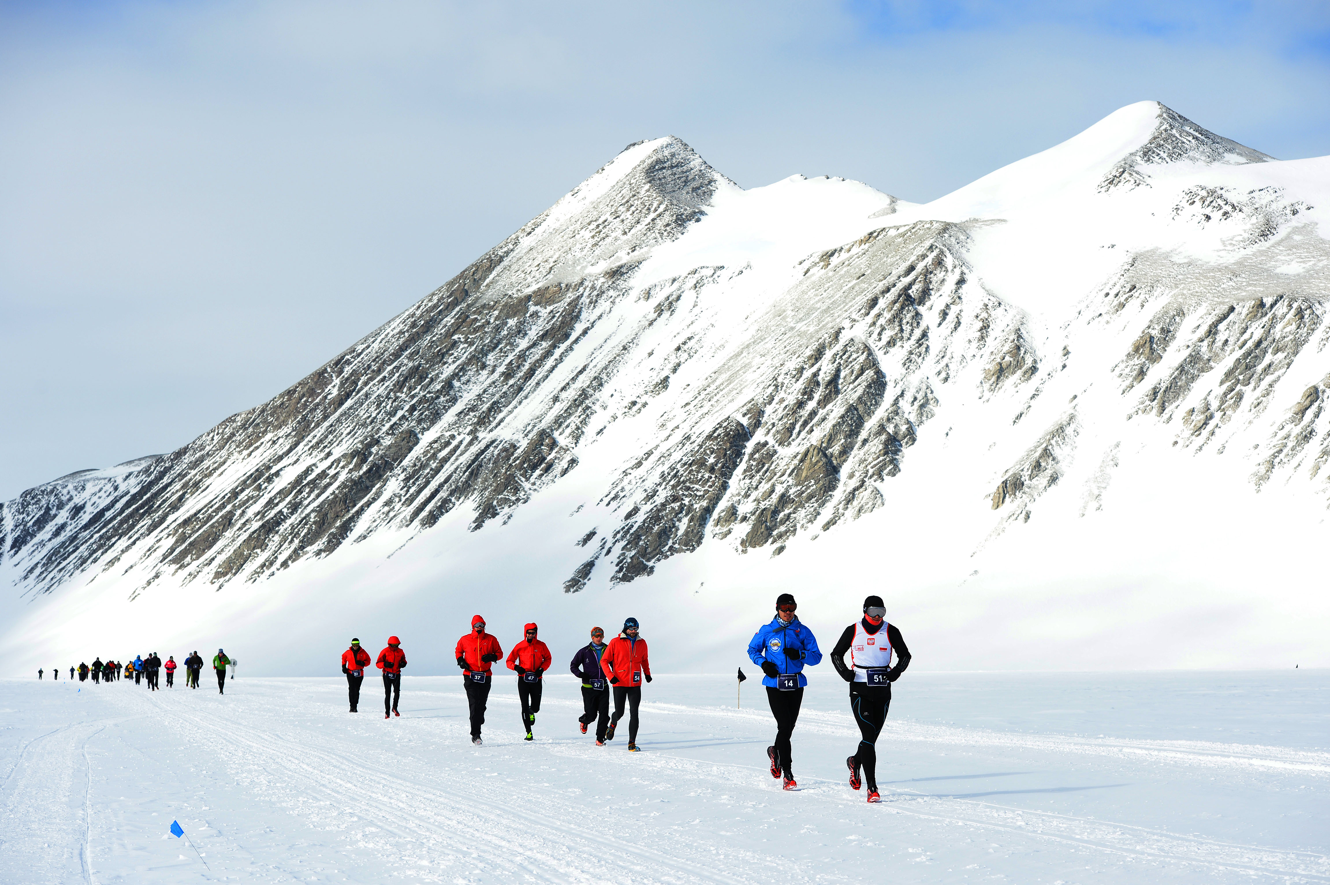 antarctic 100k ultra race