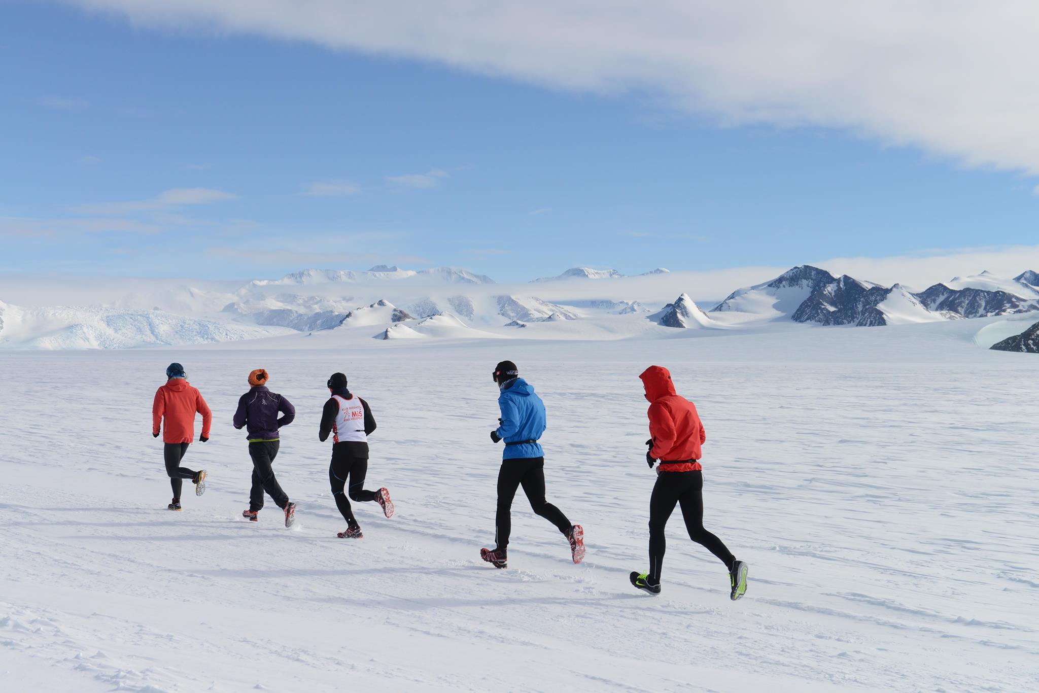 Alles over de Antarctica Marathon Half en hoe jij er aan mee kunt doen