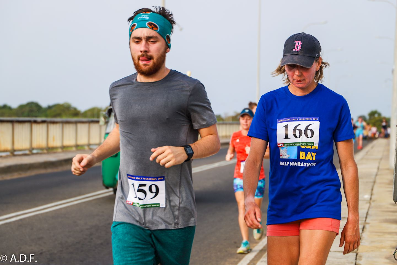 arugambay half marathon