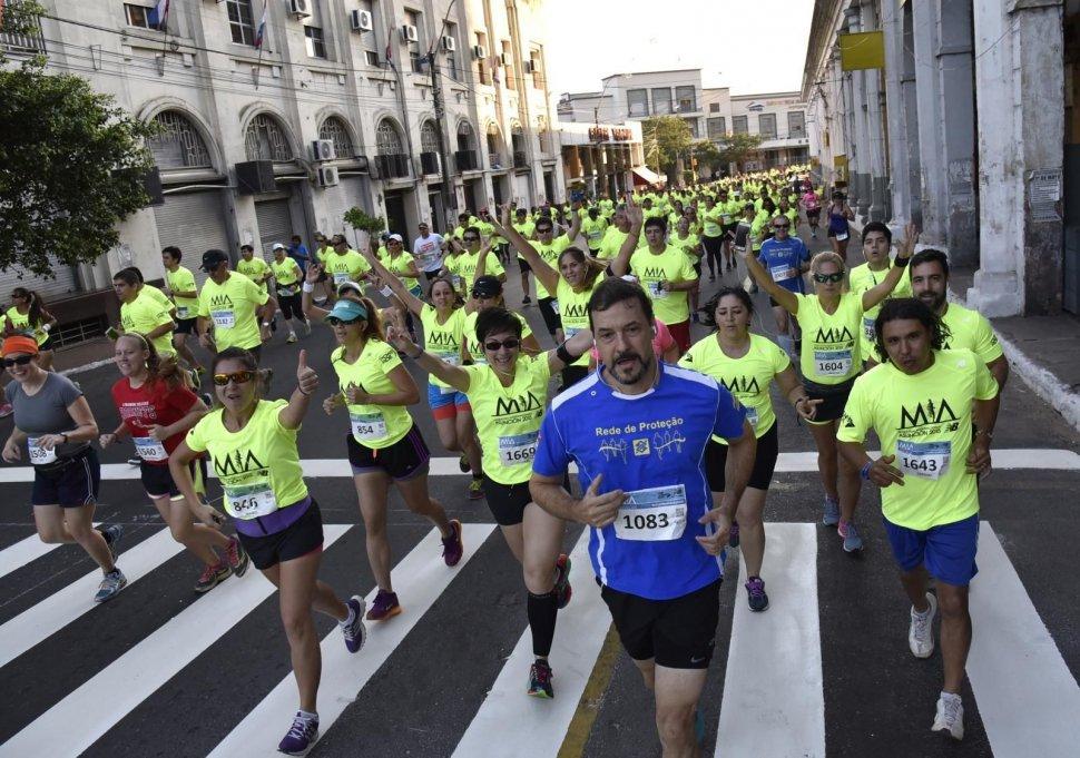 Alles over de Asunción International Marathon en hoe jij er aan mee kunt doen