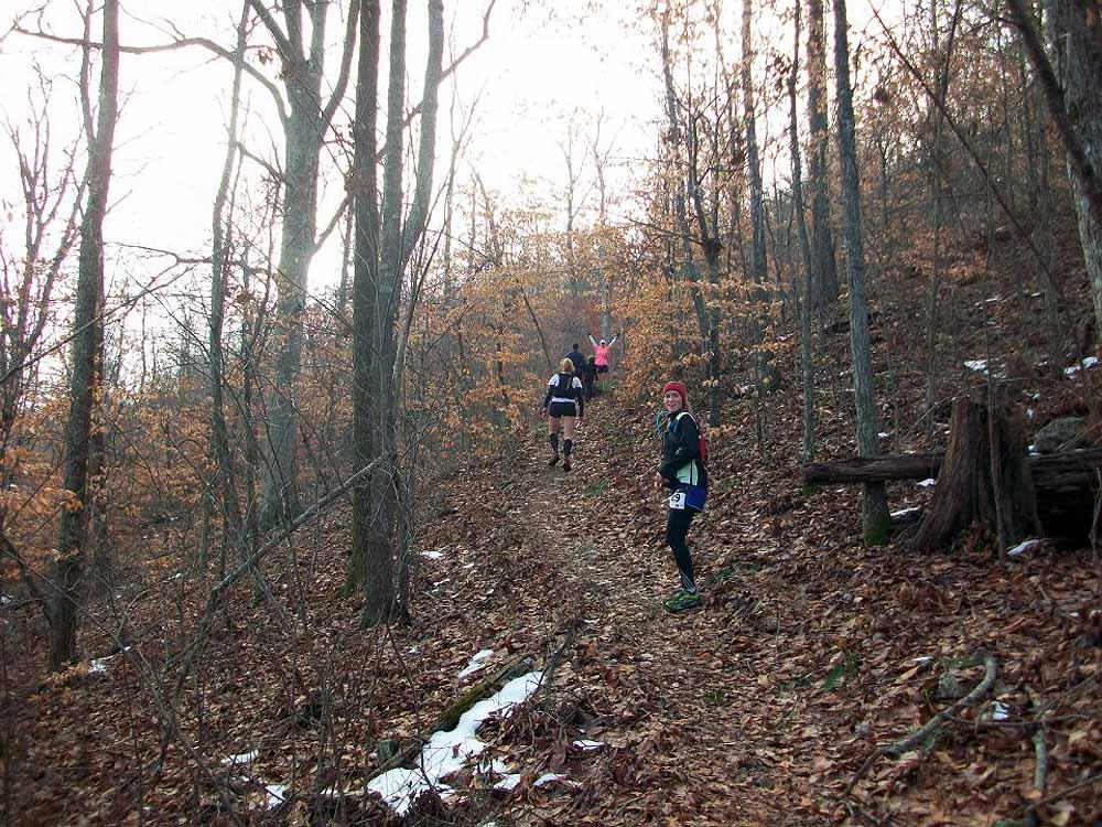 athens big fork trail marathon