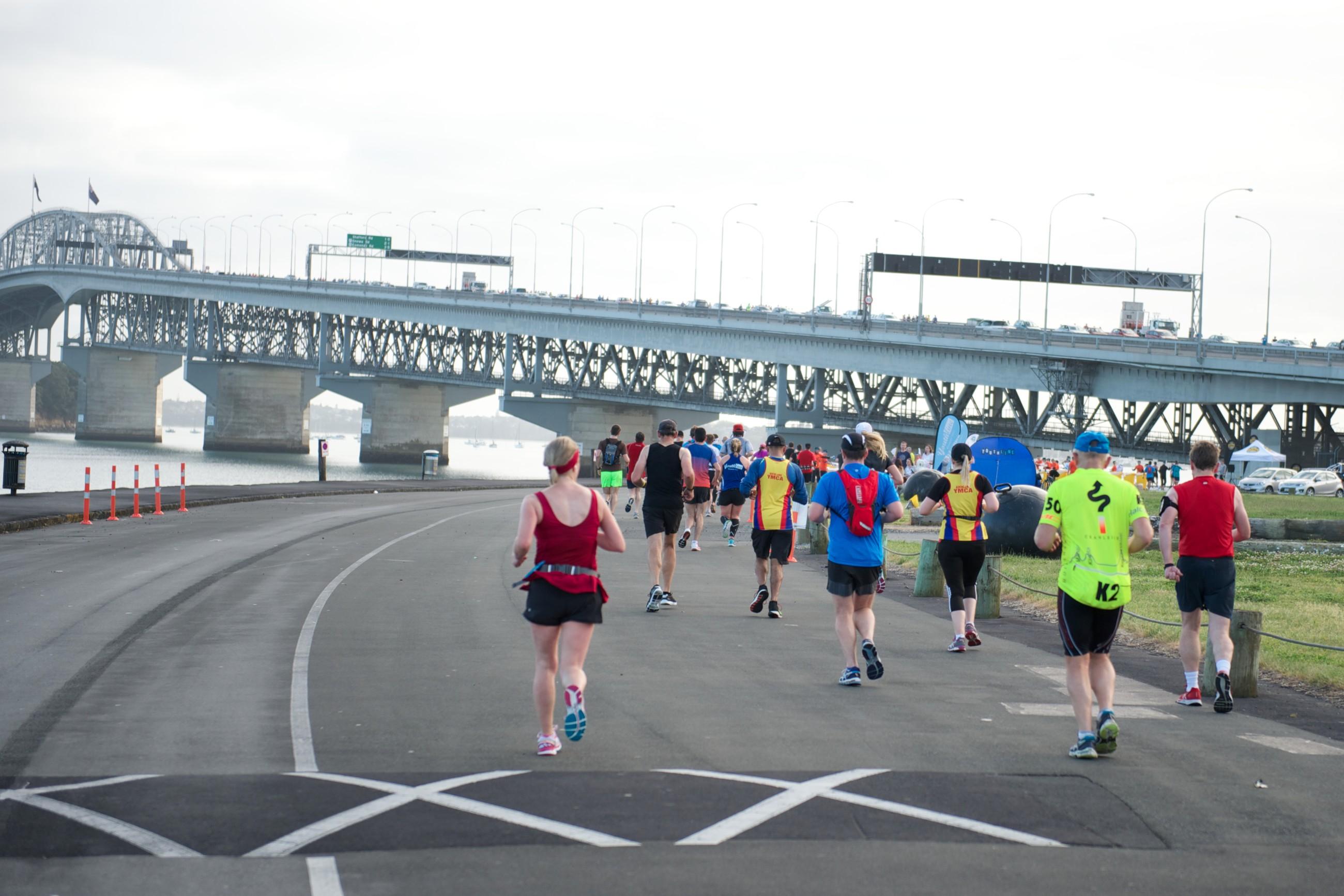 Alles over de ASB Auckland Marathon en hoe jij er aan mee kunt doen