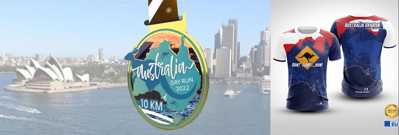 australia day sydney run