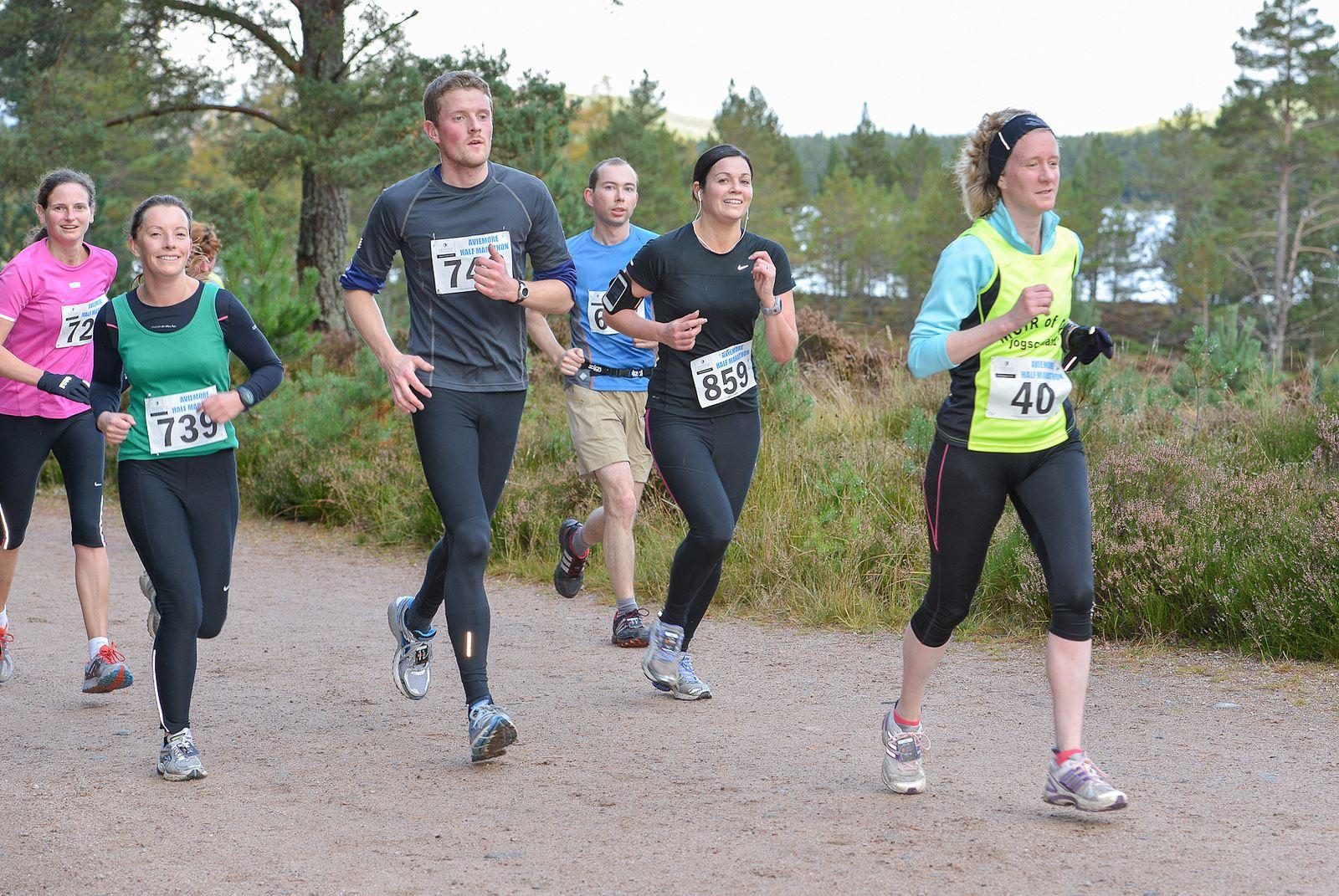 aviemore half marathon