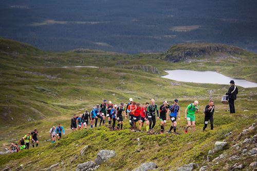 Fjällmarathon