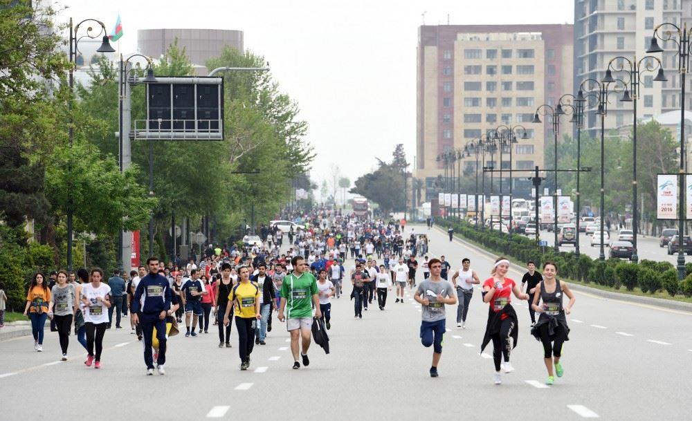 baku marathon