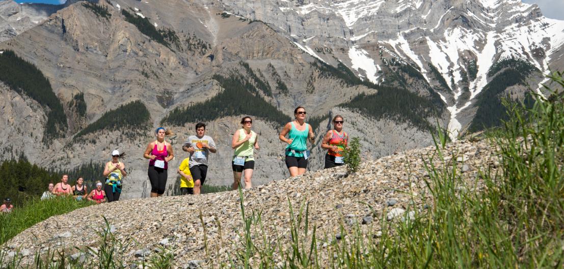 Alles over de Banff Marathon en hoe jij er aan mee kunt doen