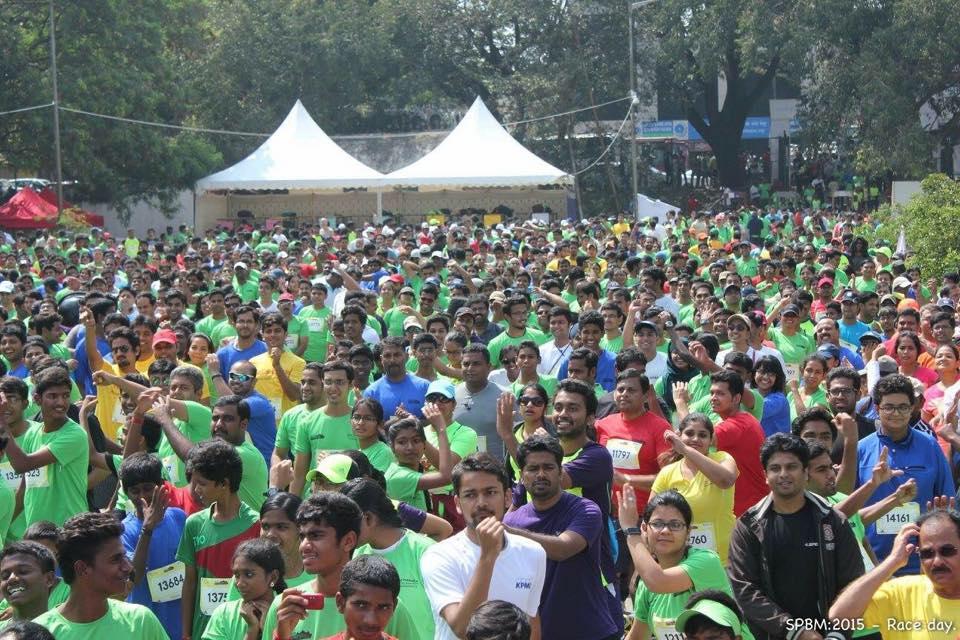 bangaluru marathon