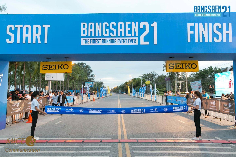 bangsaen21 half marathon 24