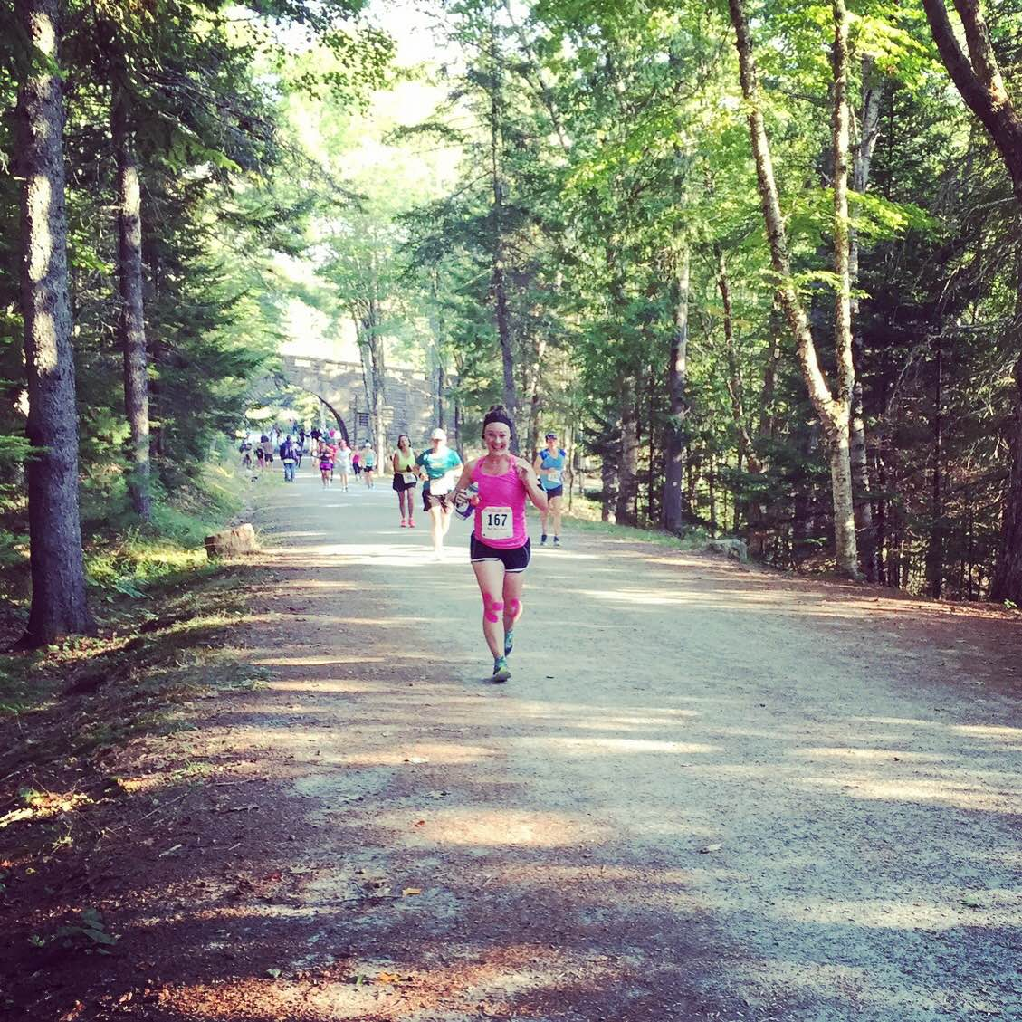 bar harbor bank trust half marathon