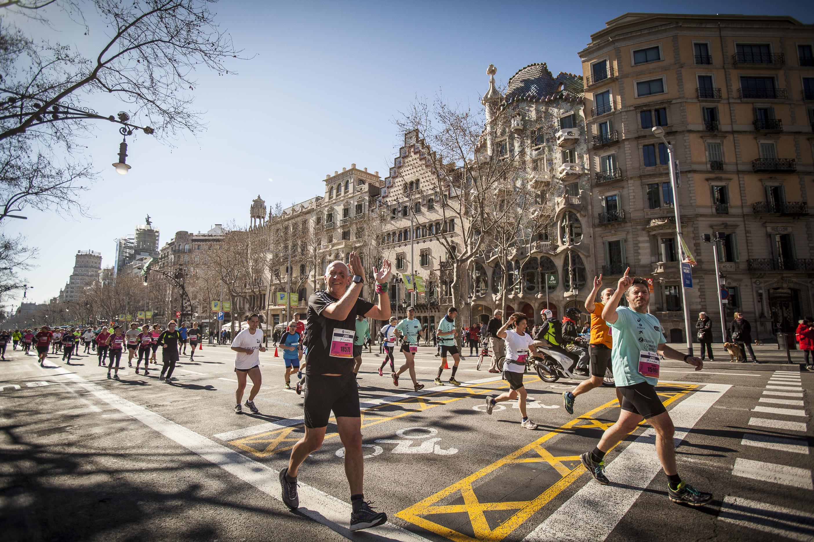 Alles over de Barcelona Marathon en hoe jij er aan mee kunt doen
