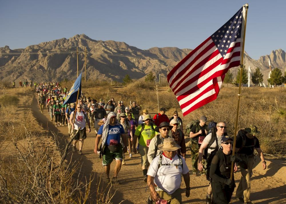 bataan memorial death march marathon