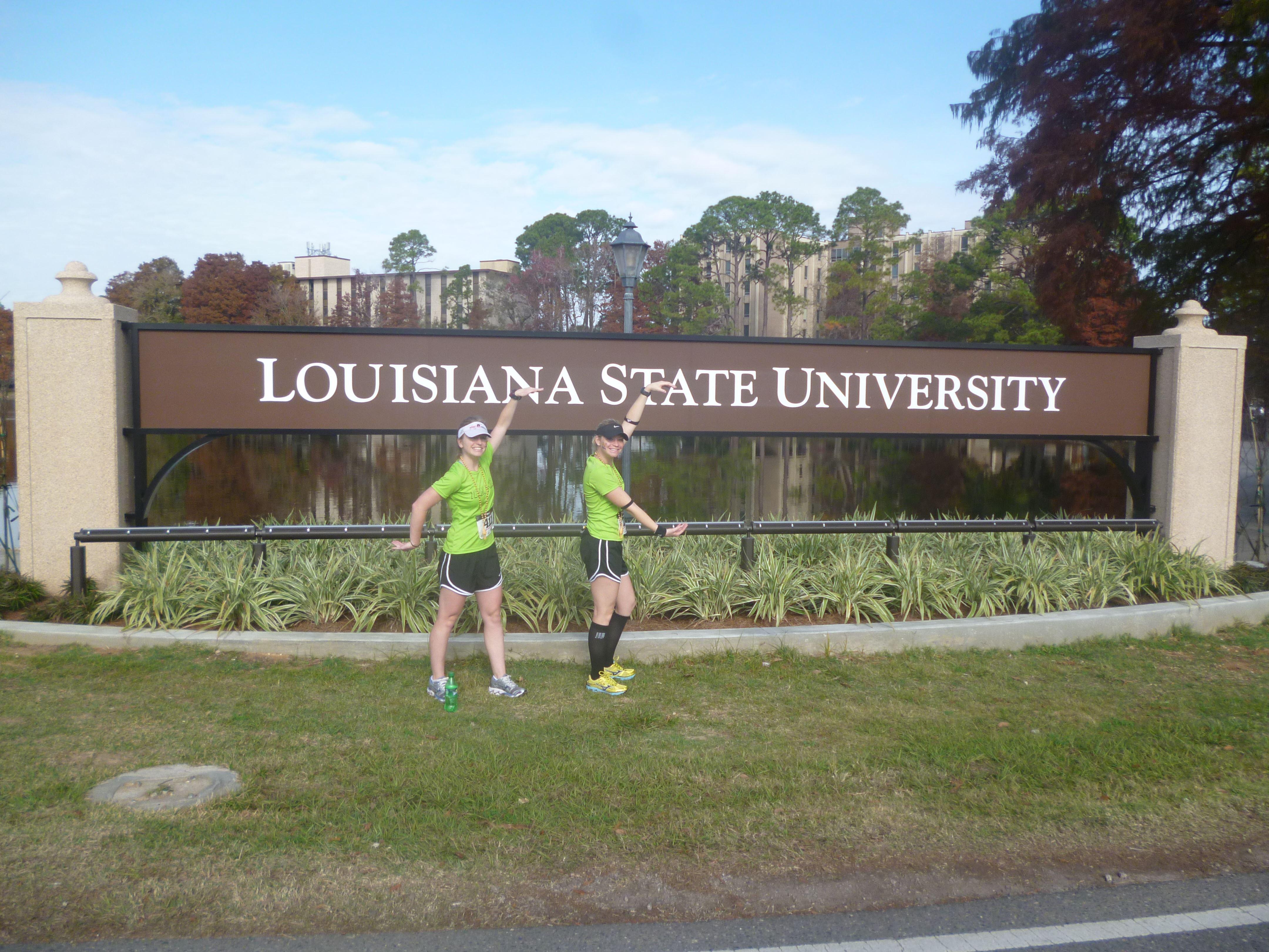 Alles over de Baton Rouge Beach Marathon en hoe jij er aan mee kunt doen