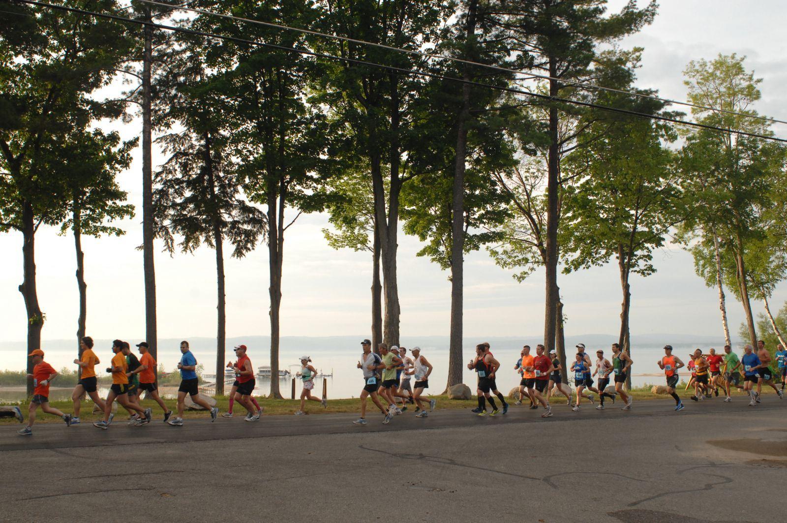 Alles over de Bayshore Marathon en hoe jij er aan mee kunt doen