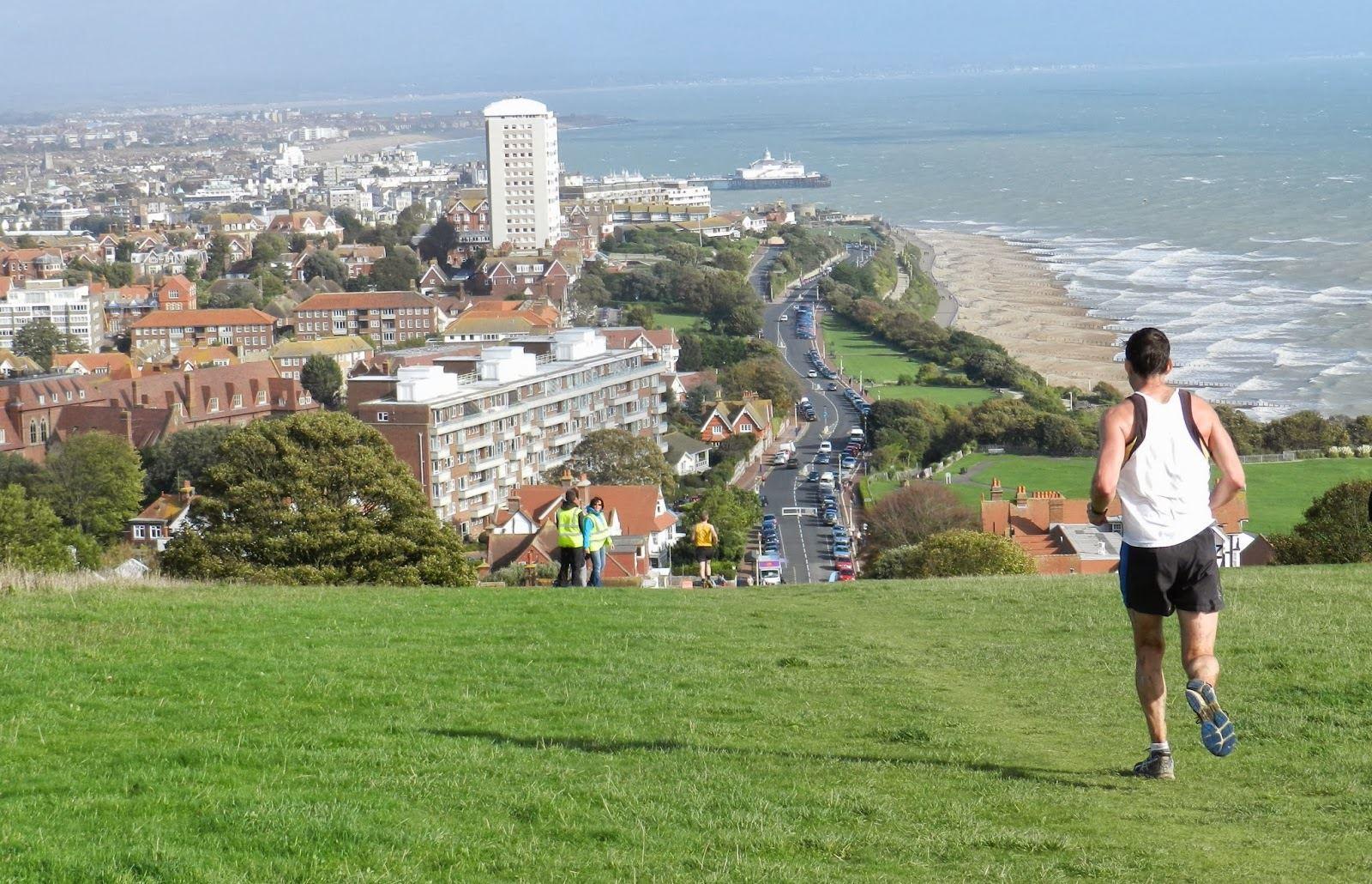 Alles over de Beachy Head Marathon Eastbourne en hoe jij er aan mee kunt doen
