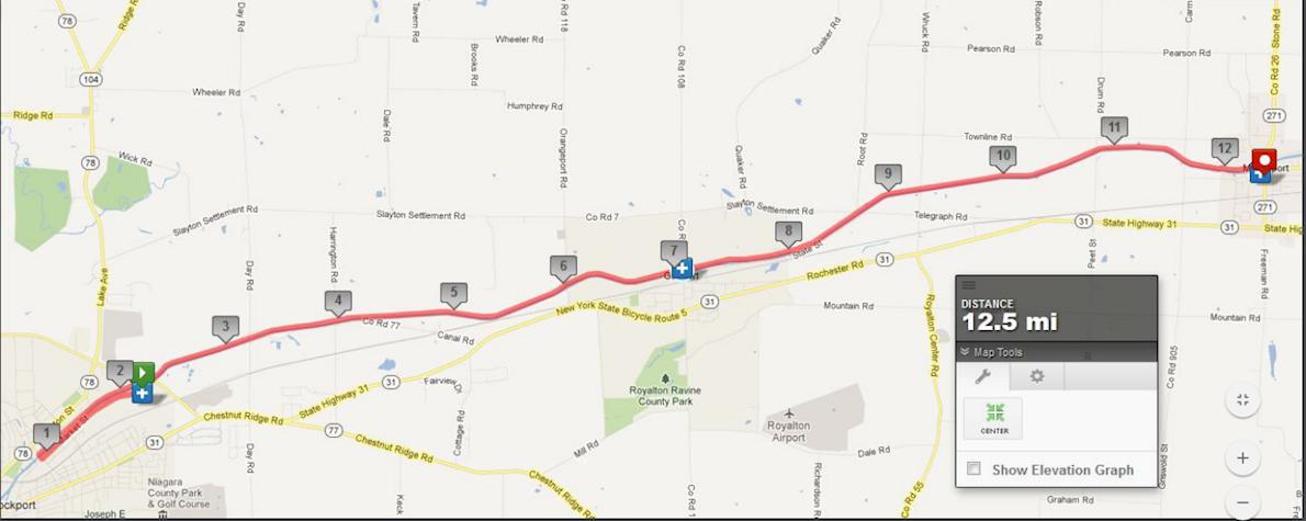 Beast of Burden Summer 100 Miler & 50 Miler Ultra Marathon Mappa del percorso