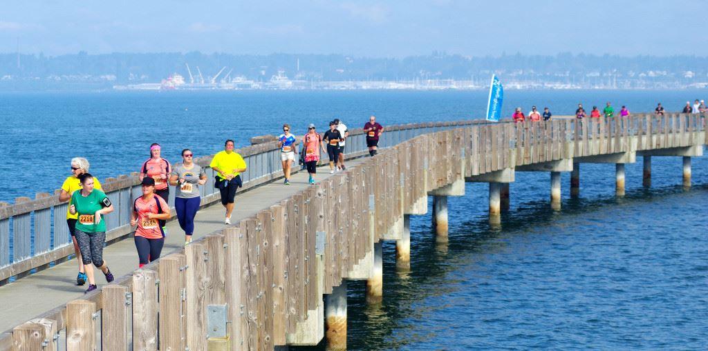 Alles over de Bellingham Bay Marathon en hoe jij er aan mee kunt doen