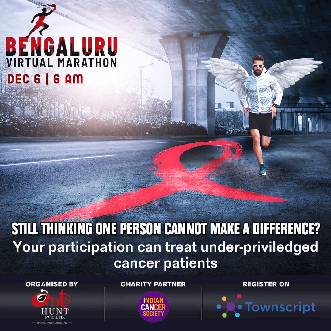 bengaluru virtual marathon