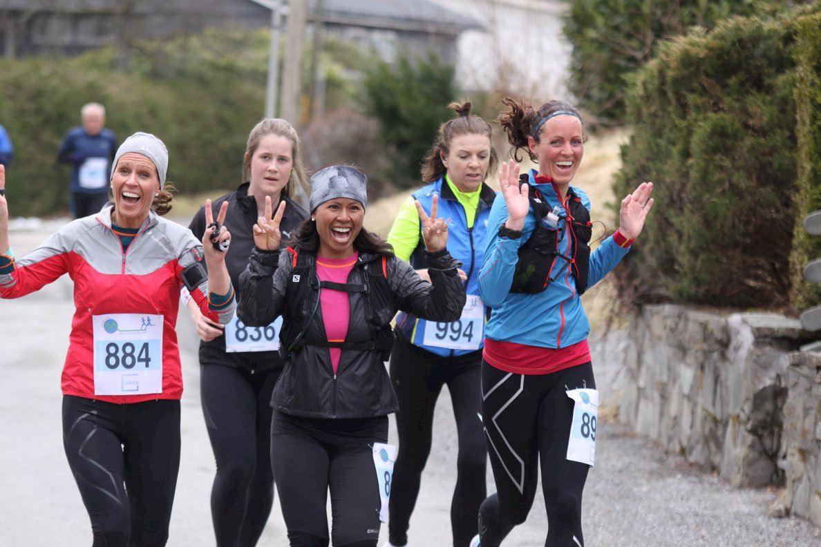 bergen maratonkarusellen