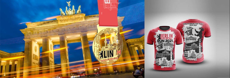 berlin break the wall run