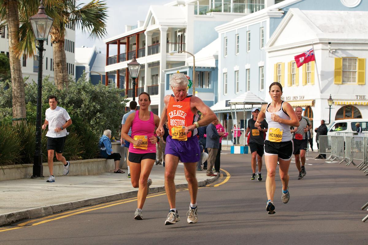 bermuda half marathon
