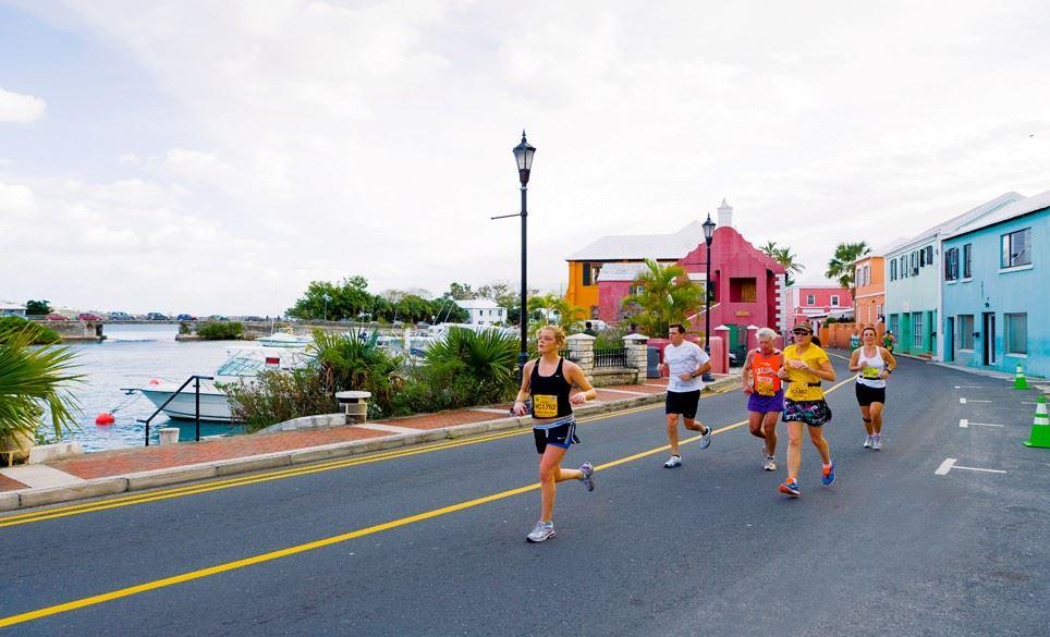 Alles over de Bermuda Marathon en hoe jij er aan mee kunt doen