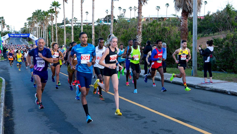 bermuda marathon