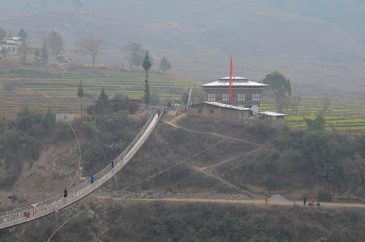 Alles over de Bhutan International Marathon en hoe jij er aan mee kunt doen