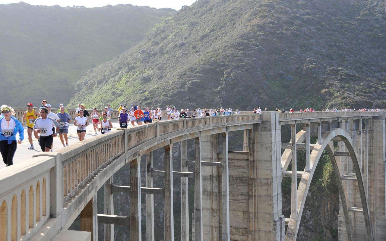 Alles over de Big Sur International Marathon en hoe jij er aan mee kunt doen