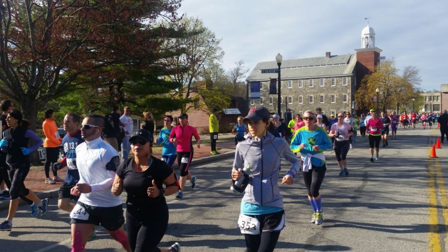 blackstone valley half marathon