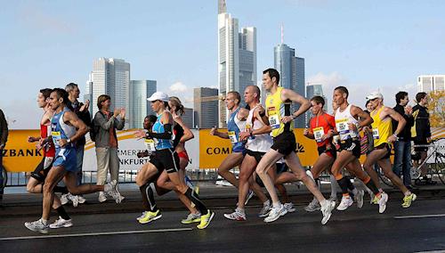Mainova Frankfurt Marathon