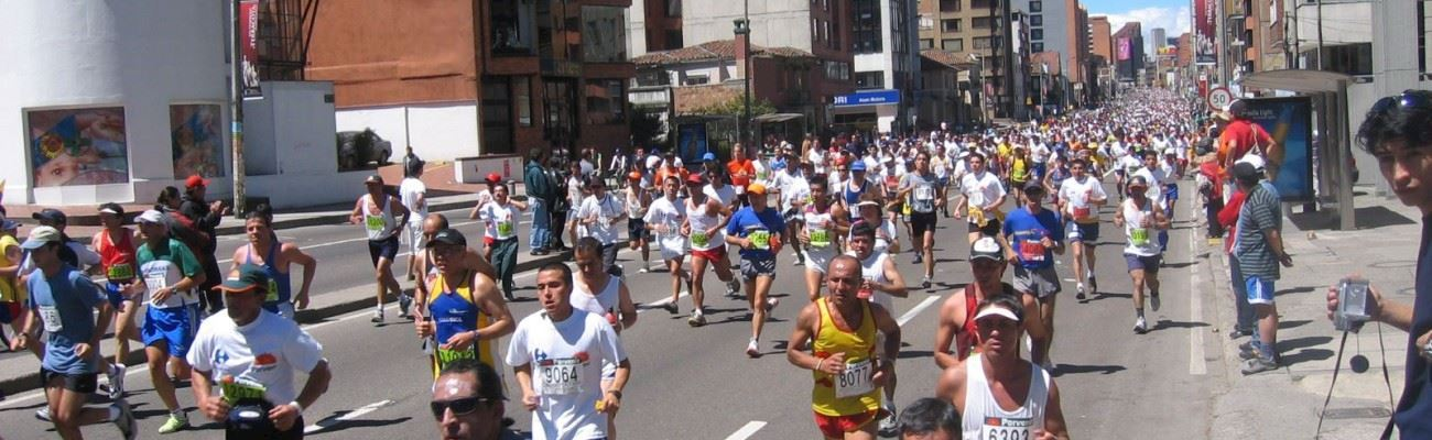 bogota international half marathon