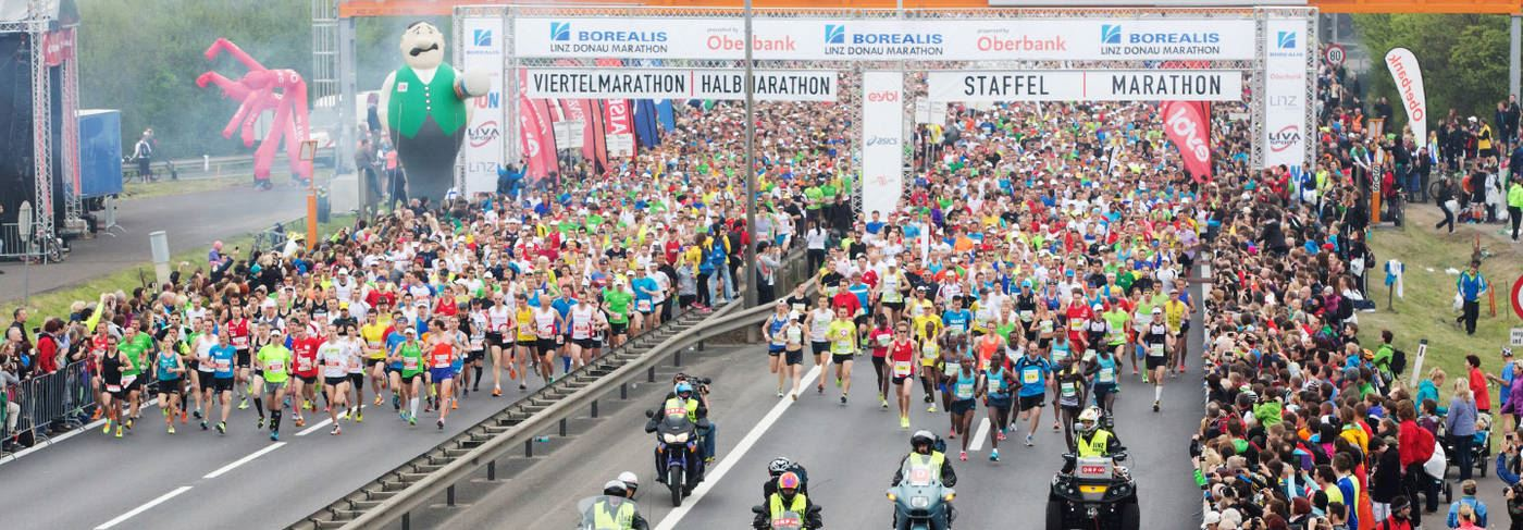 borealis linz donau marathon