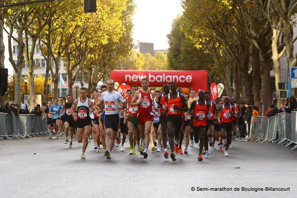 boulogne billancourt half marathon