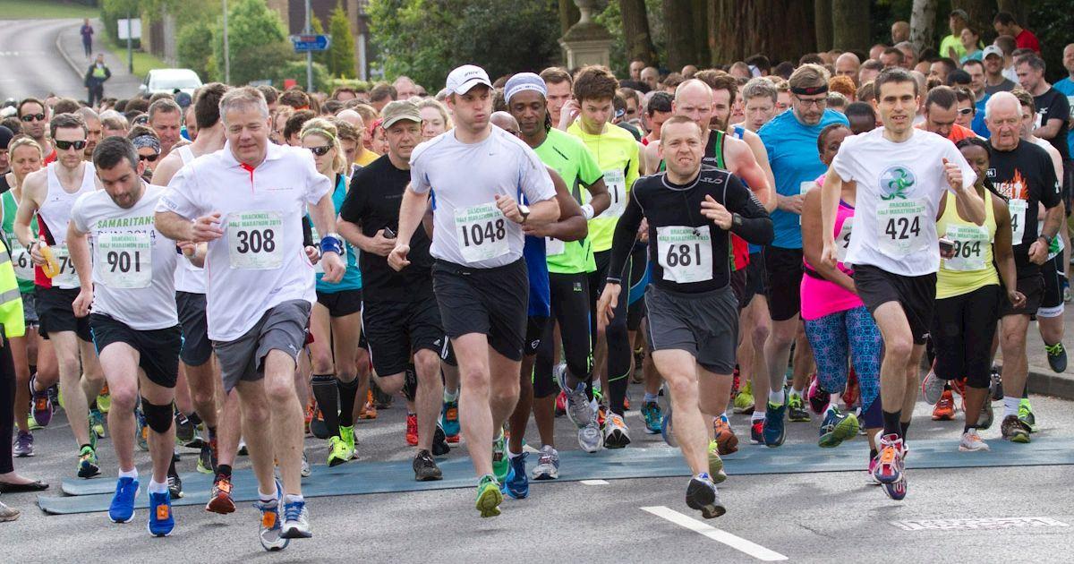bracknell half marathon