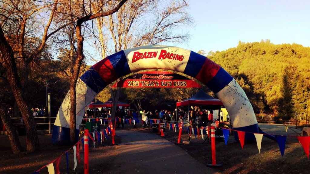 brazen new year s day half marathon