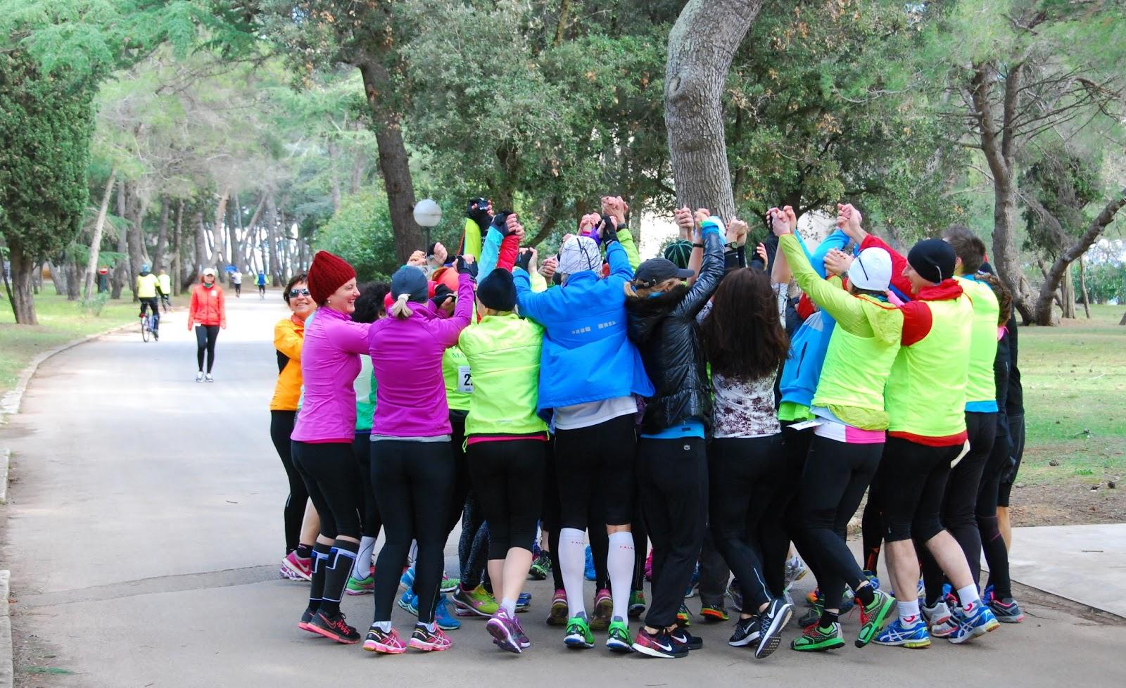 Alles over de Brijuni Marathon en hoe jij er aan mee kunt doen