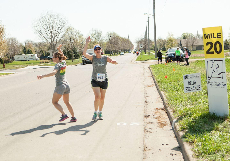 Alles over de Brookings Marathon en hoe jij er aan mee kunt doen