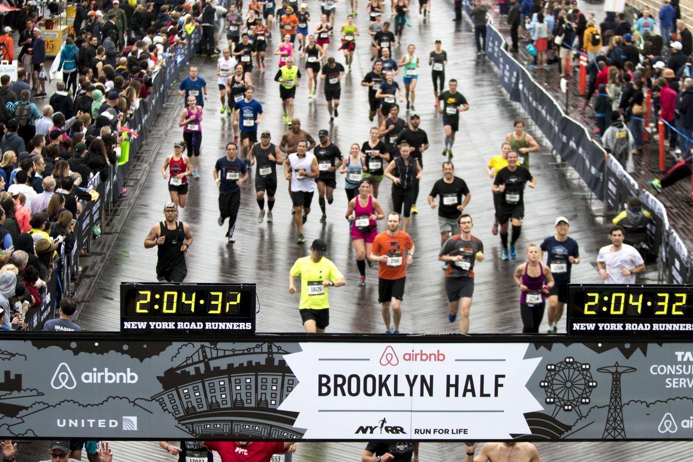 Alles over de Brooklyn Half Marathon en hoe jij er aan mee kunt doen