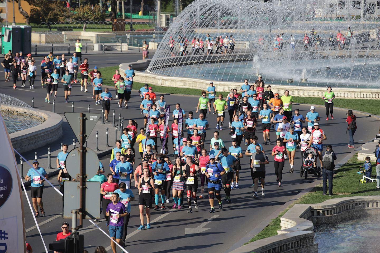 Alles over de Bucharest Marathon en hoe jij er aan mee kunt doen