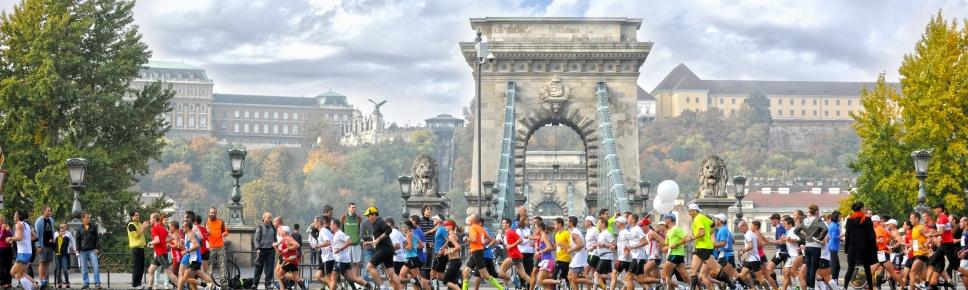 budapest spring half marathon