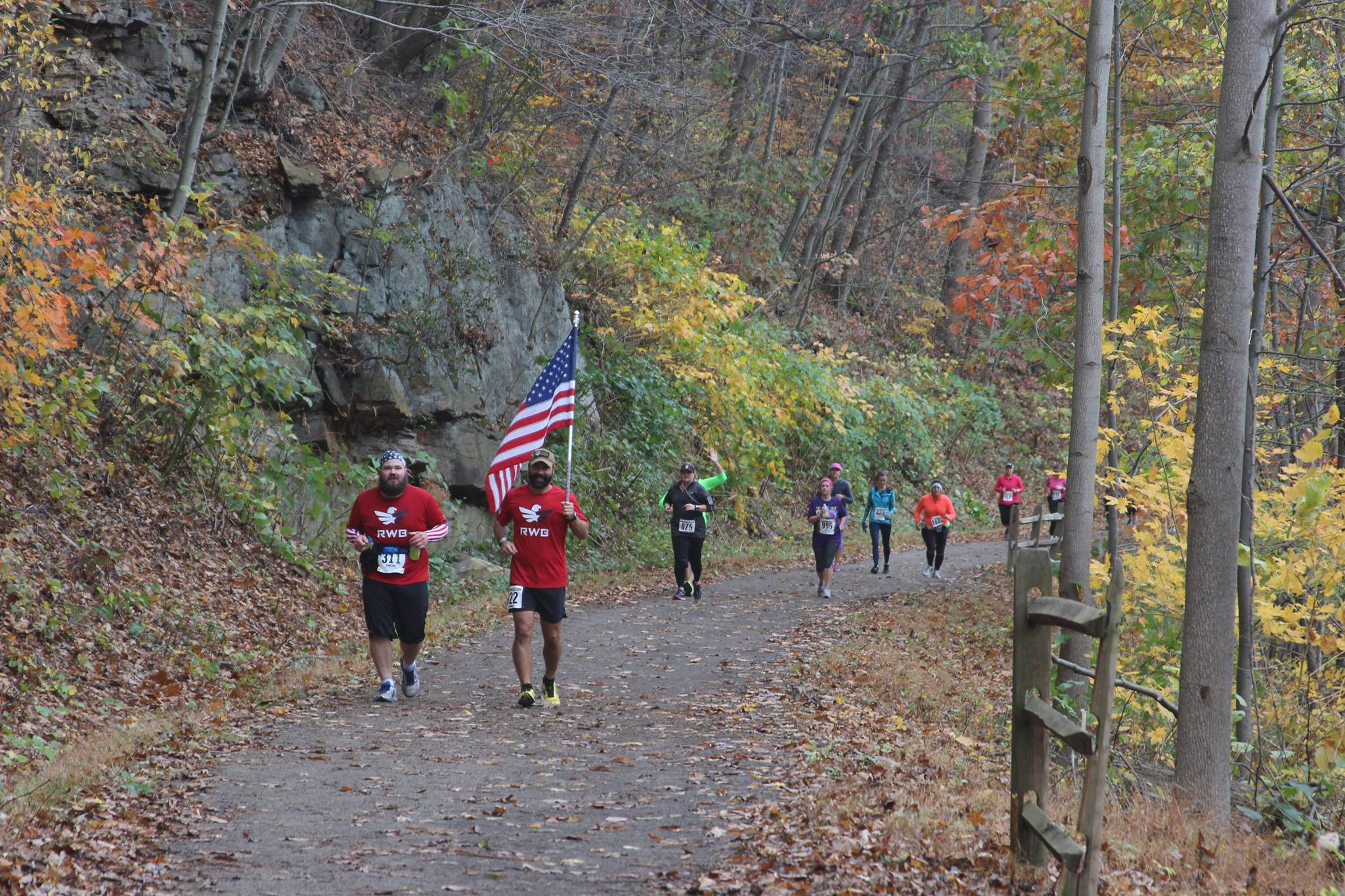 buffalo creek half marathon