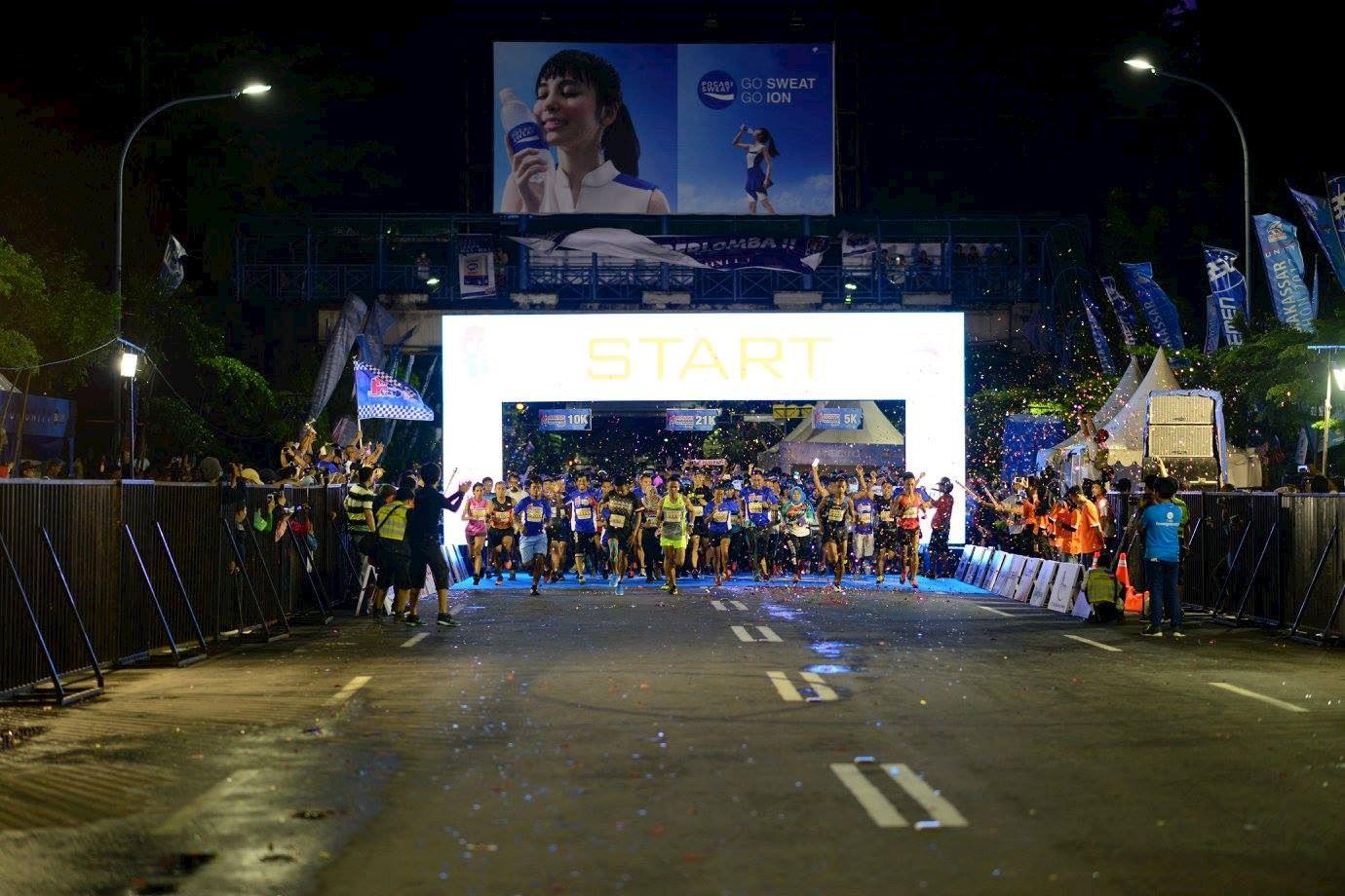Alles over de Bukopin Makassar Marathon en hoe jij er aan mee kunt doen