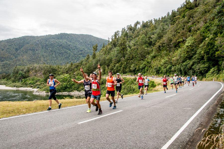 Alles over de Buller Gorge Marathon en hoe jij er aan mee kunt doen