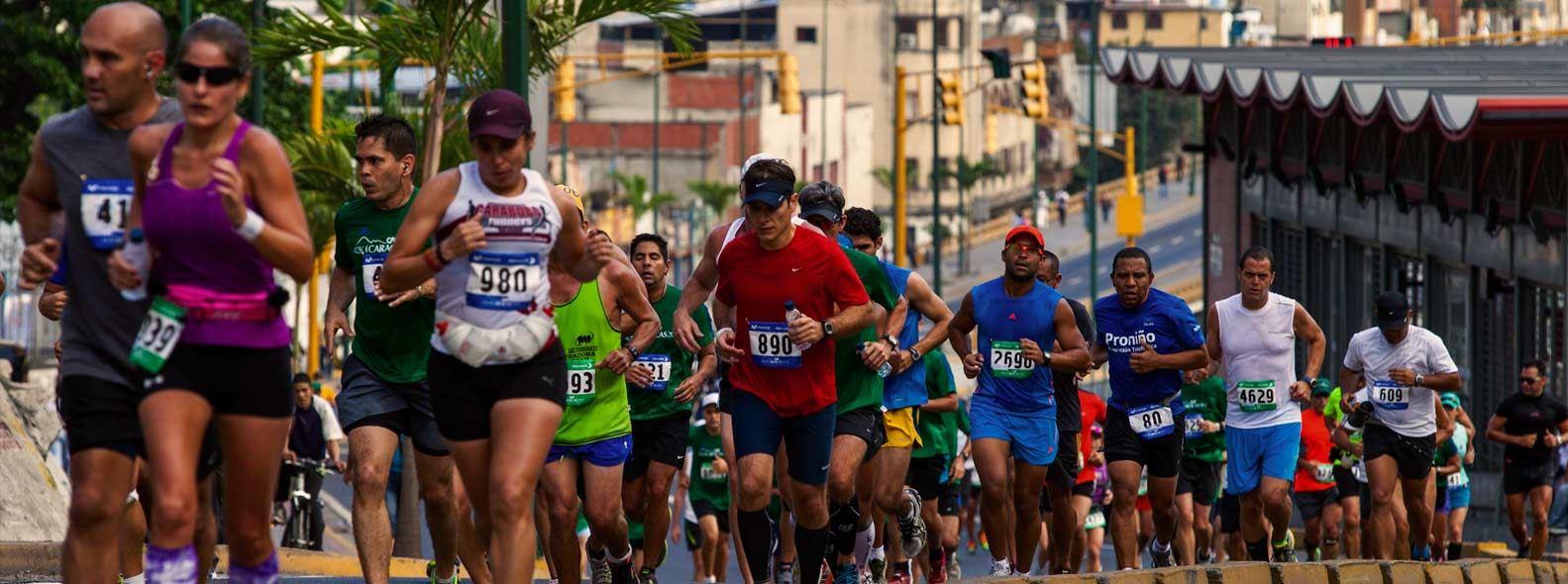 Alles over de Caf Caracas Maraton en hoe jij er aan mee kunt doen